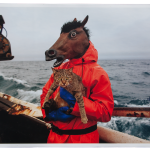 ARNOLD Corey Fish-Work, The Bering Sea, Chine : Nazraeli & Charles A. Hartman Fine Art, 2010/2011, 80 p. 47 photographies couleurs 36,7 x 27,1 cm
