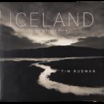 RUDMAN Tim ICELAND An Uneasy Calm, OPAS Books, 2015, 132 p. 98  photographies N&B format 9,5 cm x 4,4 cm au 37,2 cm x 21,4 cm